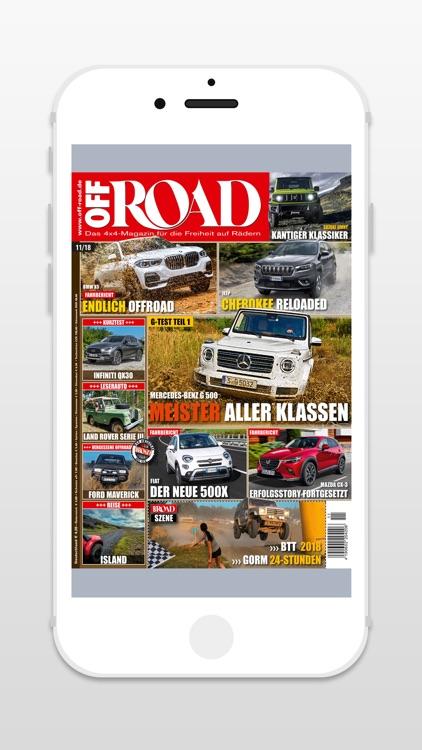 Off Road - Zeitschrift