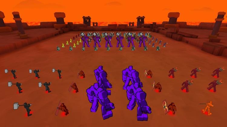 Epic Battle Simulator screenshot-3