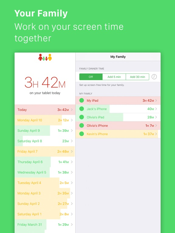 Moment – Screen Time Tracker iPad