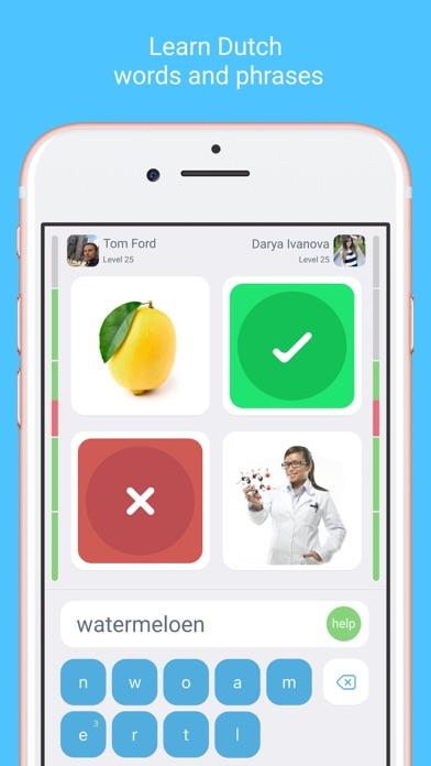 Learn Dutch with LinGo Play screenshot one