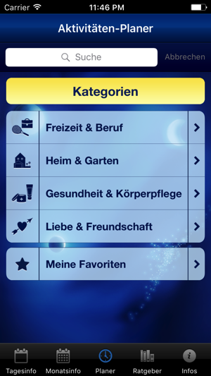 Mondkalender Tag Für Tag Im App Store