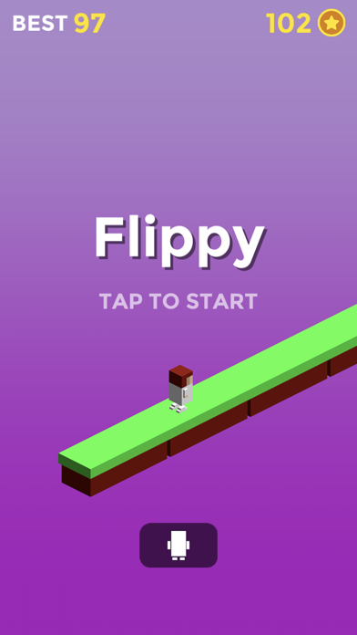Flippy Bridges screenshot one