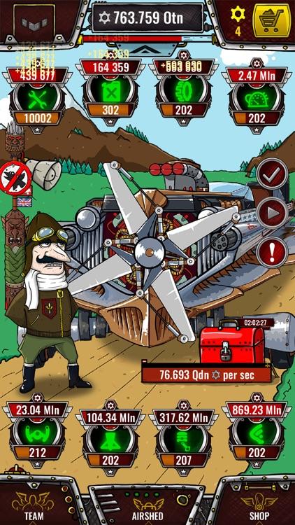 Aviator - idle clicker game screenshot-8