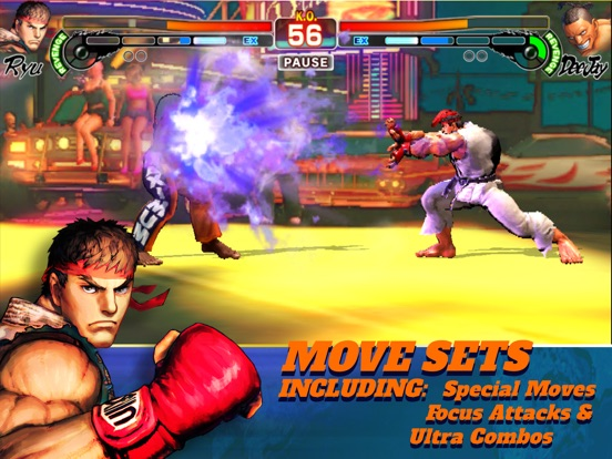 Screenshot #2 for Street Fighter IV CE