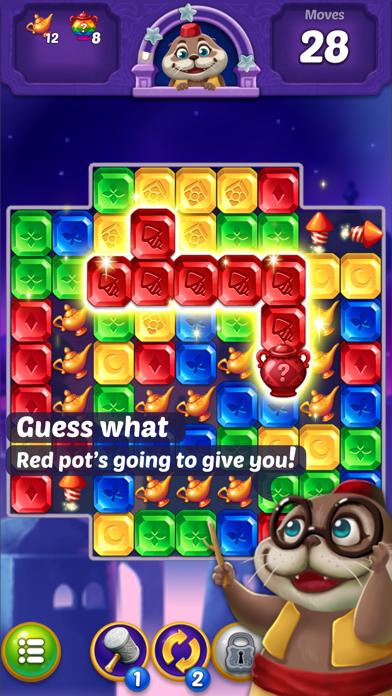 Jewel Pop : Treasure Island Screenshot 2