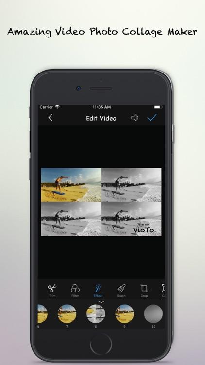 Video Lab Crop Collage - Vioto