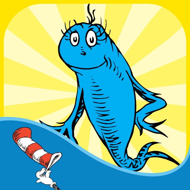 One fish two fish dr seuss on the app store for Tap tap fish all hidden fish