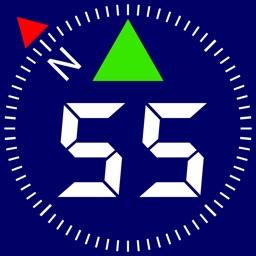 Compass 55. GPS & Map kit.