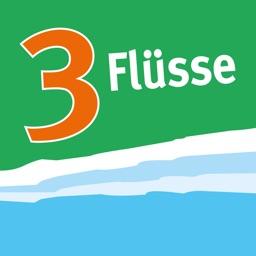 3-Flüsse-Route
