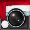 クリスマス・フォトブース - 友達との面白い写真