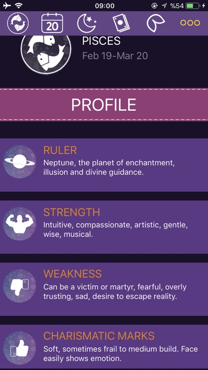 Daily Horoscope - Astrology ! screenshot-4
