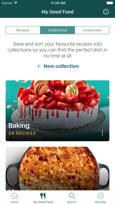 BBC Good Food - recipes app image