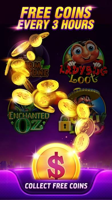 Slotomania: Vegas Slots Casino app image