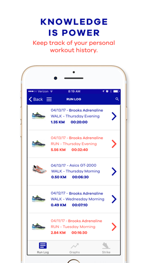 d36005dd65602 MyFit - The Athlete s Foot App on the App Store