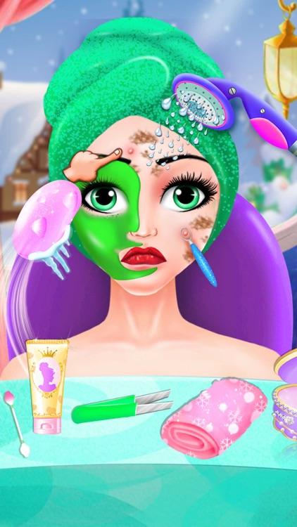 Ice Princess Makeup Spa Salon screenshot-3
