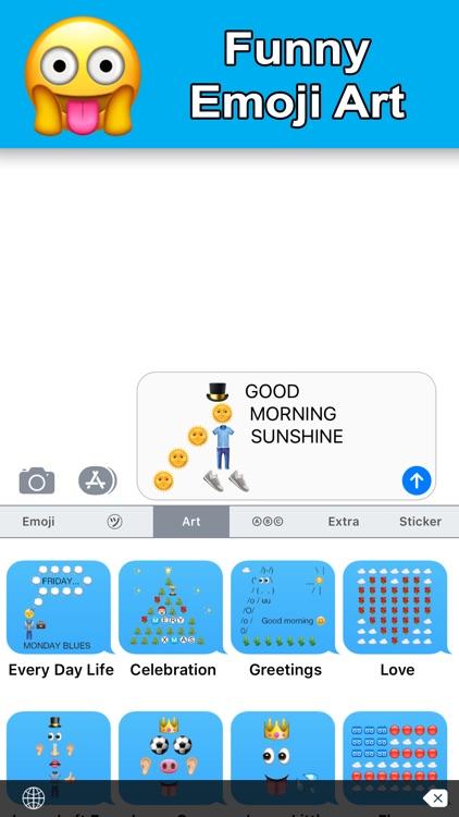 New Emoji - Extra Smileys screenshot-8