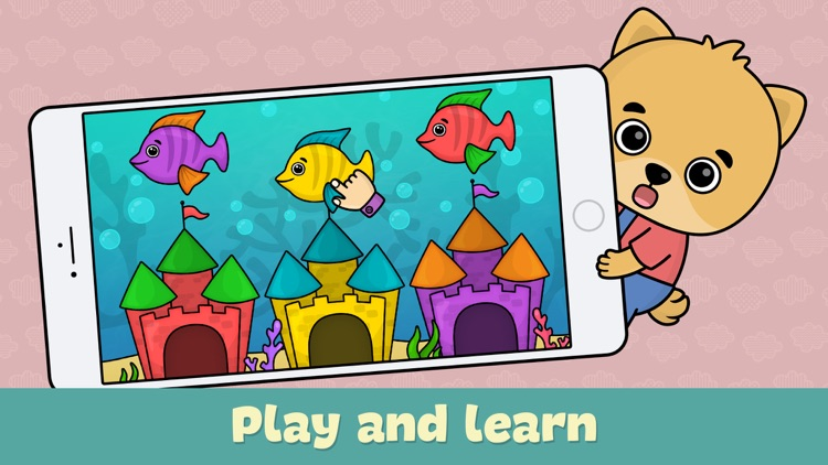 Baby games for 2,3,4 year olds screenshot-4