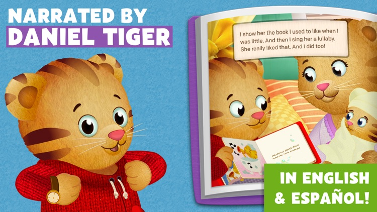Daniel Tiger's Storybooks screenshot-4