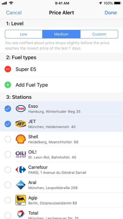 1-2-3 Fuel screenshot-5