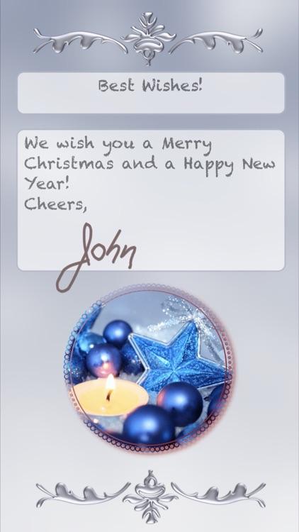 Christmas Cards • Greeting screenshot-7