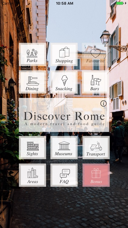 Discover Rome: A modern travel and food guide
