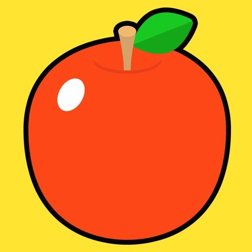 みんなの果物カード