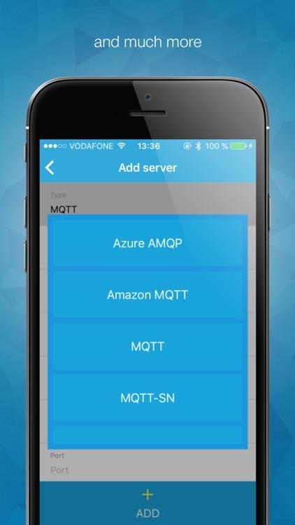 Mobius mobile IoT gateway screenshot-3