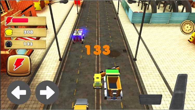 Toy Car Traffic Racing 2018