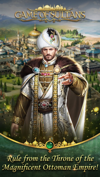 Game of Sultans for Windows