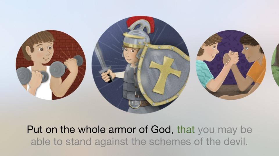 Screenshot #4 for Bible Memory Kids - TV