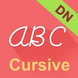 Cursive Writing HD DN Style