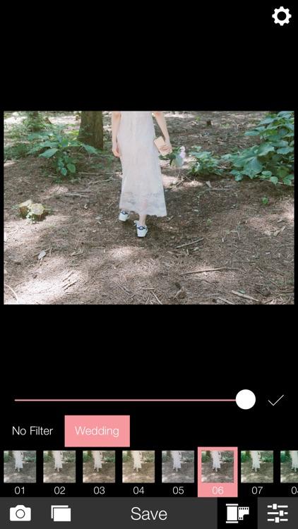 Analog Wedding screenshot-4