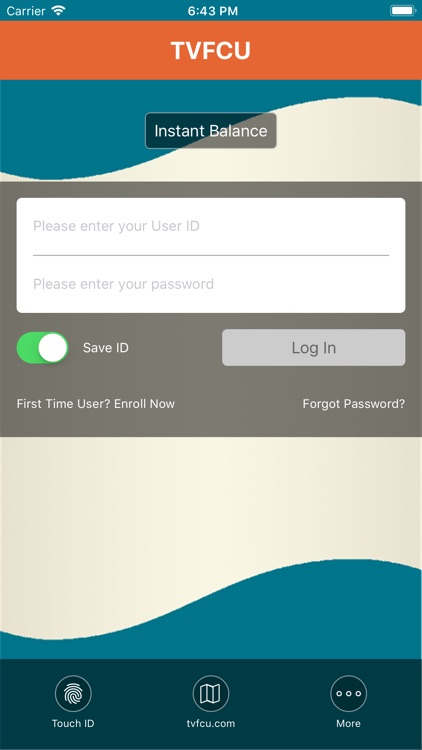 TVFCU Online24 Mobile screenshot-1