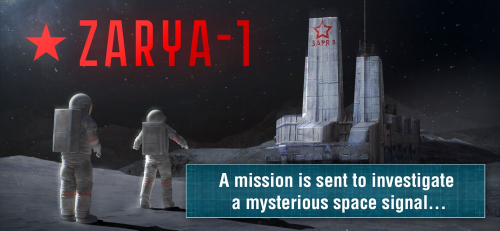 Survival-quest ZARYA-1 STATION