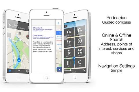 Washington Offline Maps - náhled