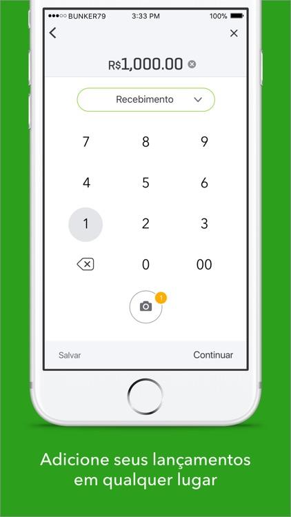 QuickBooks ZeroPaper: Finanças screenshot-3