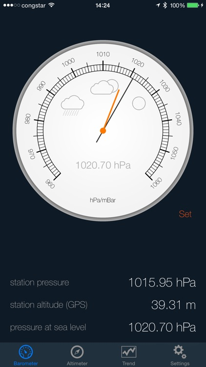 Barometer & Altimeter Pro