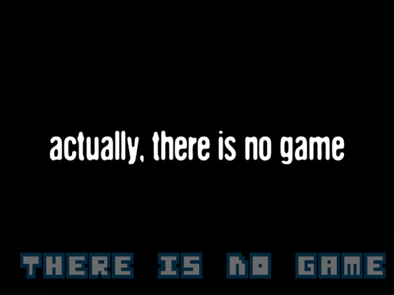 THERE IS NO GAME screenshot 4