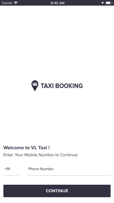 VL Taxi Driver screenshot one