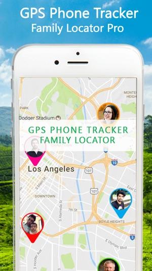 Gps Phone Tracker >> Gps Phone Tracker Family Locator Pro On The App Store