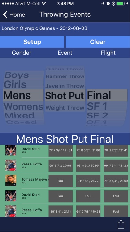 Track and Field Toolkit screenshot-3