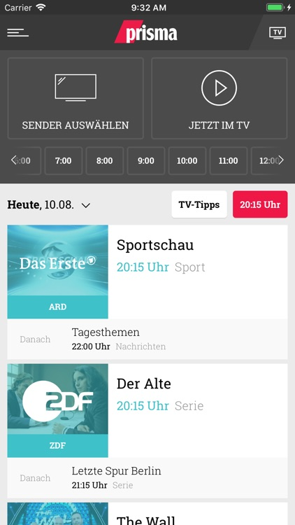 prisma.de tv programm