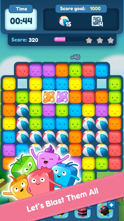 Candy Block Blast Puzzle - PRO screenshot-3