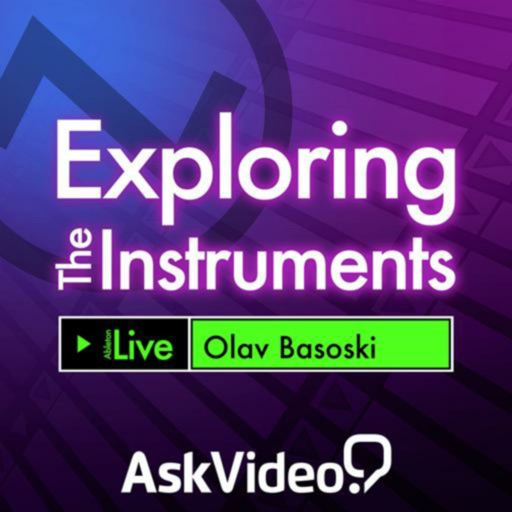 Instruments Course For Live 9