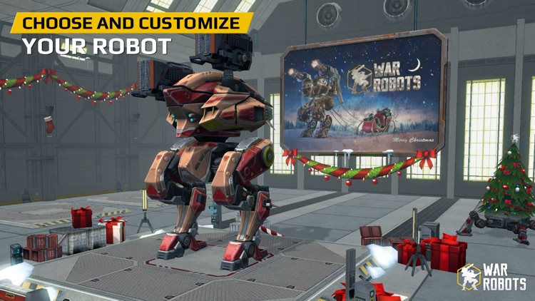 War Robots screenshot-1