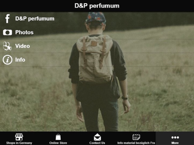 Dp Perfumum On The App Store