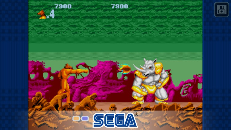 Altered Beast Classic screenshot-3