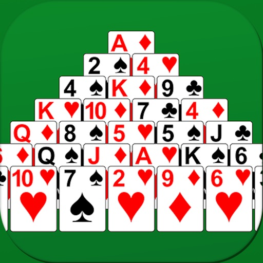 Pyramid Solitaire – Card Game