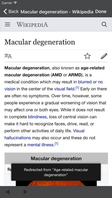 Medabbreviations review screenshots