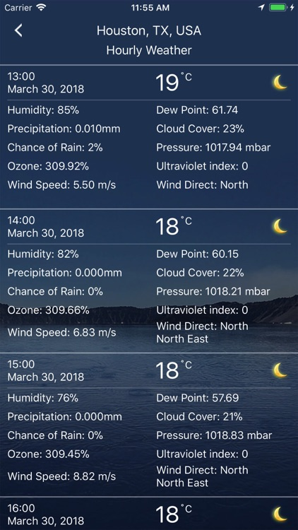 Weather : Weather forecast screenshot-6